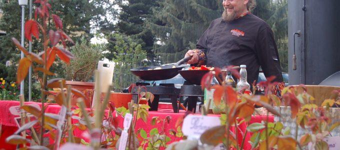 BBQ bei Rosen Steffen