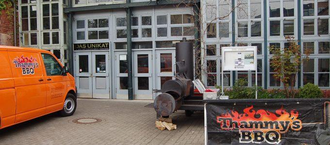 Thammys BBQ am Unikat