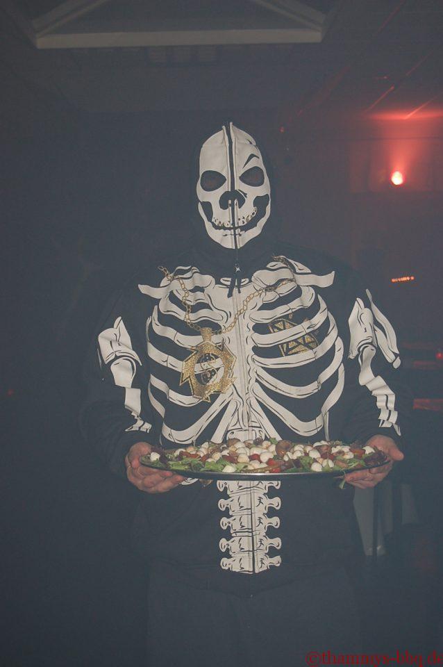 Unsere Salatfee des Abends