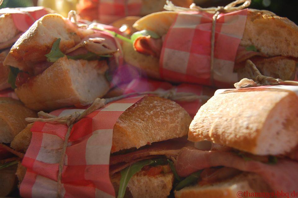 Thammys Sandwiches