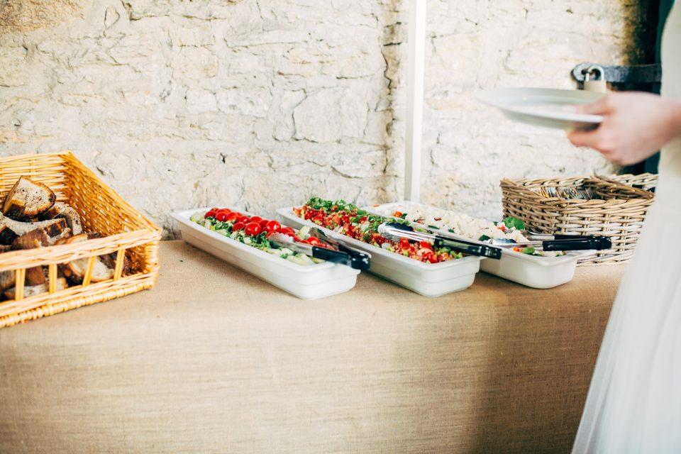 Salate auf dem Hof Steffen